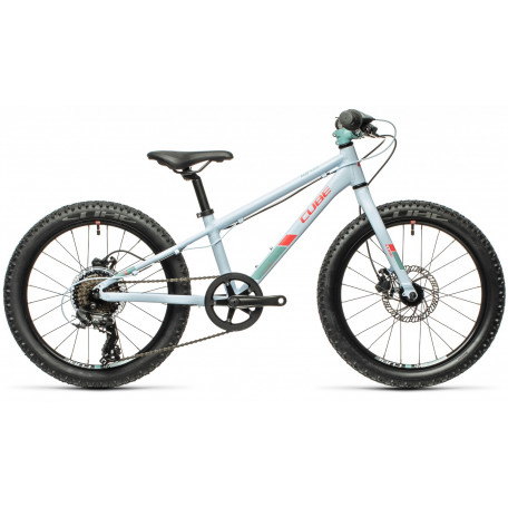 Велосипед детский CUBE ACID 200 DISC blue´n´coral