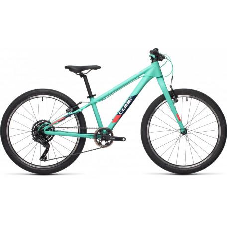 Велосипед детский CUBE ACID 240 SL indigo´n´mint