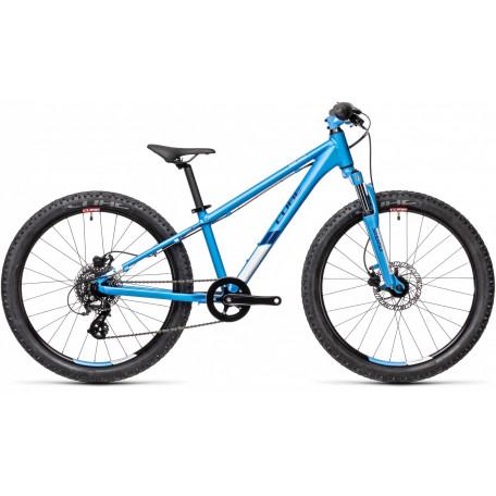 Велосипед детский CUBE ACID 240 DISC iceblue´n´blue