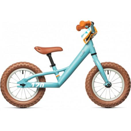 Велосипед детский CUBE CUBIE 120 WALK GIRL lightblue´n´white
