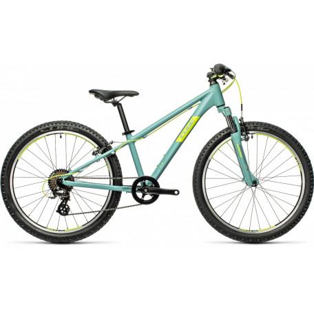 Велосипед детский CUBE ACID 240 green´n´lime