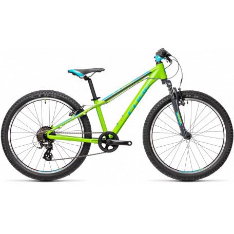 Велосипед детский CUBE ACID 240 green´n´blue´n´grey