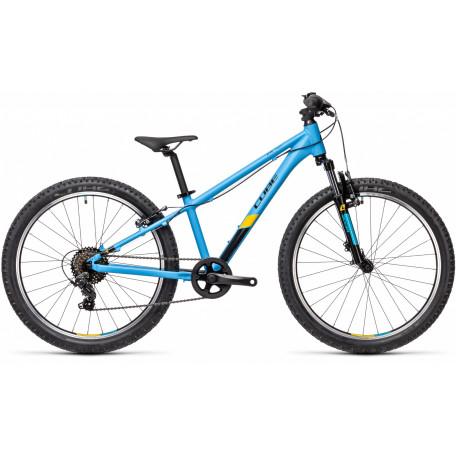 Велосипед детский CUBE ACID 240 CMPT blue´n´orange
