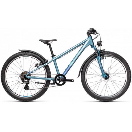 Велосипед детский CUBE ACID 240 ALLROAD articblue´n´mint
