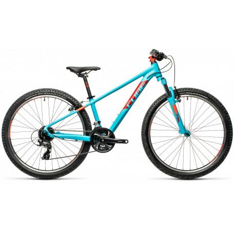 Велосипед детский CUBE ACID 260 blue´n´red
