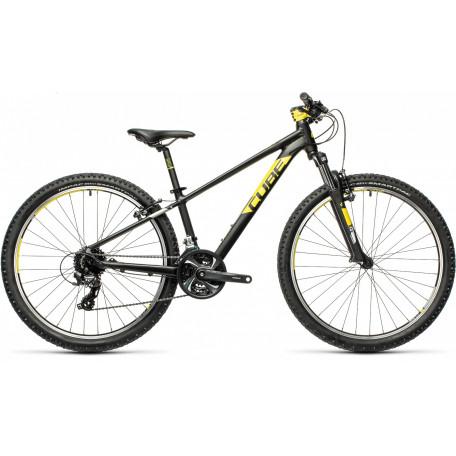 Велосипед детский CUBE ACID 260 black´n´yellow