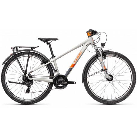Велосипед детский CUBE ACID 260 ALLROAD grey´n´orange