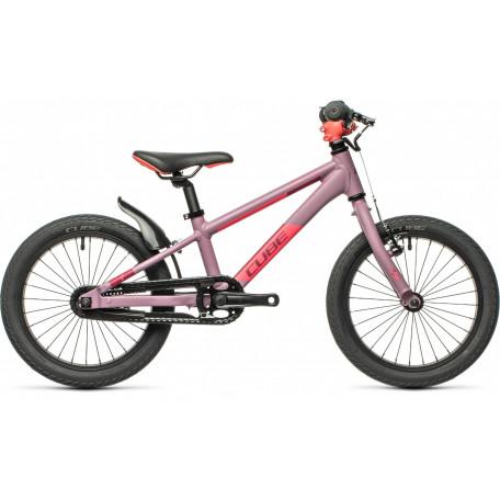 Велосипед детский CUBE CUBIE 160 rose´n´coral