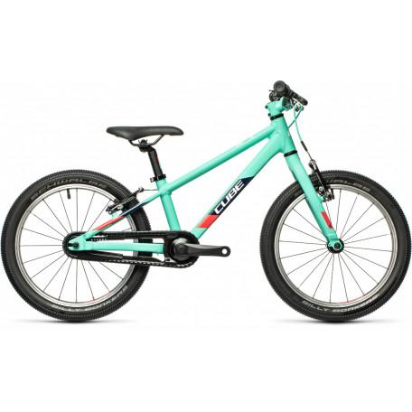 Велосипед детский CUBE CUBIE 180 indigo´n´mint