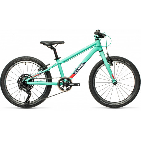 Велосипед детский CUBE ACID 200 SL indigo´n´mint
