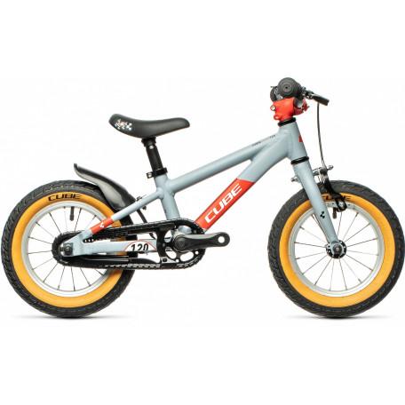 Велосипед детский CUBE CUBIE 120 grey´n´red