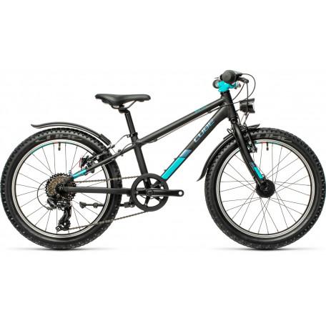 Велосипед детский CUBE ACID 200 ALLROAD black´n´mint