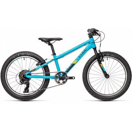 Велосипед детский CUBE ACID 200 CMPT blue´n´orange
