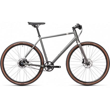 Велосипед туристический CUBE EDITOR grey´n´silver