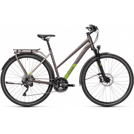 Велосипед туристический CUBE KATHMANDU SL teak´n´green
