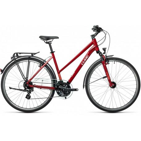 Велосипед туристический CUBE TOURING darkred´n´grey