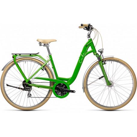 Велосипед туристический CUBE ELLA RIDE applegreen´n´white