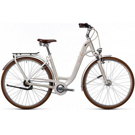 Велосипед туристический CUBE ELLA CRUISE cream´n´orange