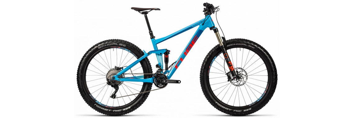 Велосипед Stereo 150 HPA SL 27.5+